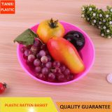 TXA-16 PLASTIC ROUND FRUIT BASKET STRONG BASKET CHEAP BASKET