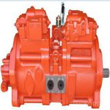 K3v112dt-185r-1007 Kawasaki Piston Pump Baler Variable Displacement