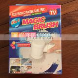 5 in 1 Magic Brush Clean Bath Wash Basin Electrically Driven Electric Bath Brush As Seen On TV Magic Brush