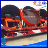 organic fertilizer granulating machine pan granulation machine