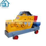 Professional deformed reinforcing manual steel bar cutter