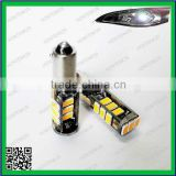 Bright 5730 SMD BA9 BA9S 53 57 1895 64111 Amber 15SMD 5630 CANBUS led light
