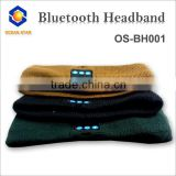 handfree acrylic bluetooth music Headbands for Yoga, Sports ,bluetooth Wrap Sweatband Head Hair Band with speaker/headset