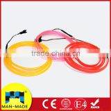 9 colors 1 meter electroluminescent manufacturer wholesale factory price smart el wire without driver