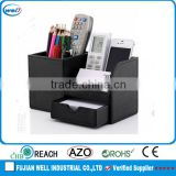 Wholesale PU leather office desk set manufacturer