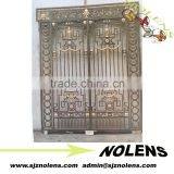 ornamental iron Gate for wholesale/distributor/Custom Made Beautiful Wrought Iron Gates Models for Outdoor