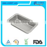 Chinese manufacture non stick carbon steel loaf pan bread pan