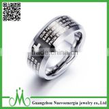 High quality best selling laser font tungsten ring custom tungsten ring factory price tungsten ring wholesale