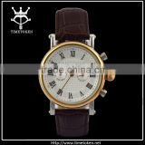Latest Factory Supplied Men Stainless Steel Mechanical Watch Man With CE