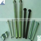 supply solid rivet semi tubular rivet shoulder rivet blind rivet fastener hardware semi-tubular rivet