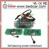 Smart 2 wheel balance manufacture mother board pcb for self balancing scooter motherboard
