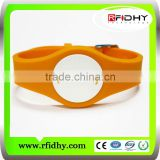 Manufacturer of Customized fabric rfid wristband