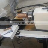 KC340 mini lathe machine CNC wooden bowl making machine/cnc turning machine                                                                                                         Supplier's Choice