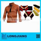 Knitting Rib Product Type Knit ribbed fabric 2x2 rib for fashion jacket