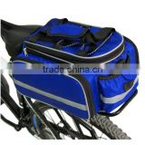 Waterproof Multi Function Excursion Cycling Bicycle Bike Rear Seat Trunk Bag Carrying Luggage Package Rack Panniers
