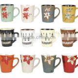 ceramic custom promotional coffee mugs 8.5oz - 22oz bone china plain white mugs                                                                         Quality Choice