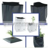 Garden plastic planting bag outdoor nursery poly tree bags