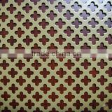 China factory supply 316 stainless steel perforated metal/SUS304 stainless steel decorative wire mesh