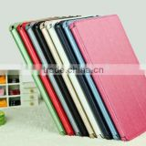 "2013 Newest Silk Print Luxury Leather Fancy Cases for Cell Phone for Ipad 5 ""11"""