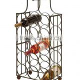 Home Decor Cabinet Bar Kitchen 15 Bottle Tabletop Wine Rack