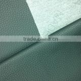 Stone pattern PU leatherette fabric