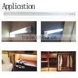 LED Under Cabinet Light PIR Motion Sensor Lamp Kitchen Wardrobe Cupboard Closet 50cm LED Bar Lights & Tubes With 12pcs SMD3528