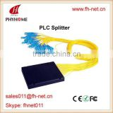 Fiber Optic PLC Splitter 1X2 1X4 1X8 1X16 1X32 1X64 SC/APC ABS Box for FTTH                                                                         Quality Choice