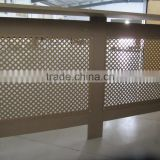 wholesale customized wooden radiator cabinet mesh cover China manufacturer