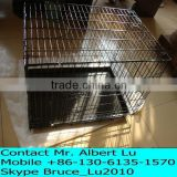 Steel Wire Mesh Dog Cage