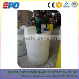 chemical dosing and mixing container pe tank