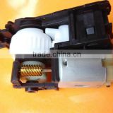 Mini electric dc motor FT280 with gears for steering lock, rearview mirror, door lock actuator