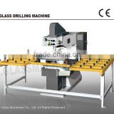 Automatic Double Heads Glass Drilling Machine Glass Driller