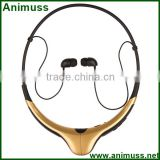 CSR 4.0 wireless communication and ear hook 8645 chip hifi headphone with apt-x function Bluetooth headset 770