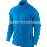 plain team sports track jacket