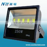 Ultra bright dimmable led flood light IP66 waterproof led flood light parts 250 watt led flood light