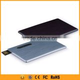 8GB Black Credit Card Bank Card Shape USB Flash Drive