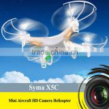 2016 High Quality RC Toy Air Drone UAV Unmanned Aerial Vehicle Syma X5C Quadcopter Helicopter Explorers 6-Axis Gyro HD Camera