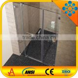 frameless pivot hinge shower screen 8 mm tempered glass price frameless shower enclosure
