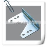 Adjustable bracket For Garage Door Torsion Spring