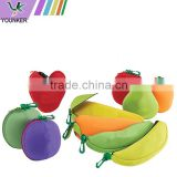 Neoprene Fruit cooler with zipper cooler bag Promo Buddies