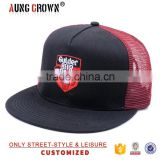 Flat bill cotton custom wholesale cheap trucker hat                                                                         Quality Choice