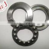 china supplier free sample Less Coefficient of Friction and Original Factory 51205 Thrust Ball Bearing