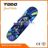 Sports entertainment skateboard complete skateboard blank deck