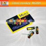Small size Mini ciroblit cracker with fuse banger firecracker fireworks(MG005)