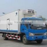 3T JAC refrigerated van truck,fresh meat Refrigerated truck, refrigerated truck in dubai