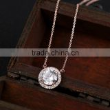 CZ diamond round pendant,cz Pendant,Craft Supplies Tools,Jewelry & Beading Supplies,Jewelry findings,Jewelry supplies