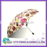 Foldable small sun umbrella
