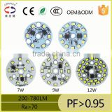 Magnet/screw installation round AC SMD LED Module 15W ceiling light led pcb 2835 module                                                                         Quality Choice