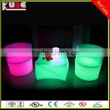 Popular LED Furniture Lighting Stylish Hot Sale Outdoor Party LED Table and Chair For Bar Club