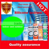 Water proof Neutral silicone seal gum acetoxy silicone sealant